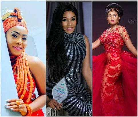 Controversial dress: Mercy Aigbe speaks, threatens to sue designer and bride