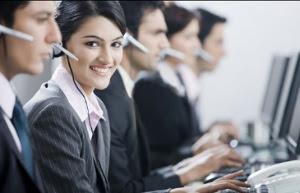 Call centre job