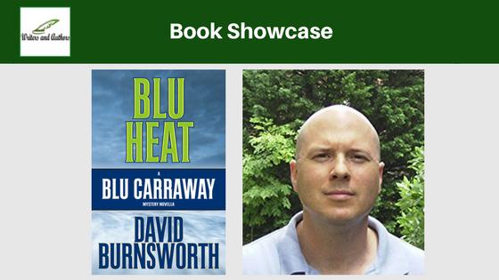 Book Showcase: Blu Heat by David Burnsworth