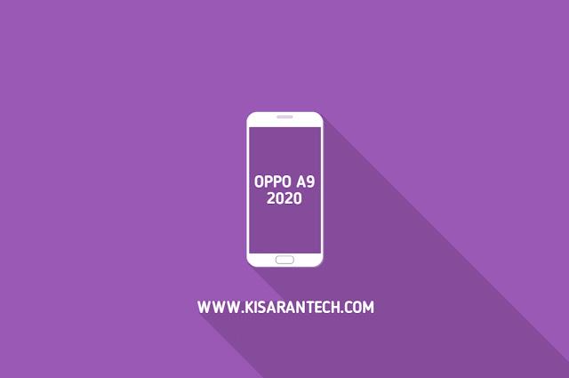 Cara Hard Reset OPPO A9 2020