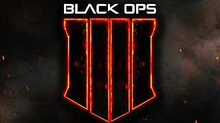 Call of Duty: Black Ops 4 Logo Wallpaper