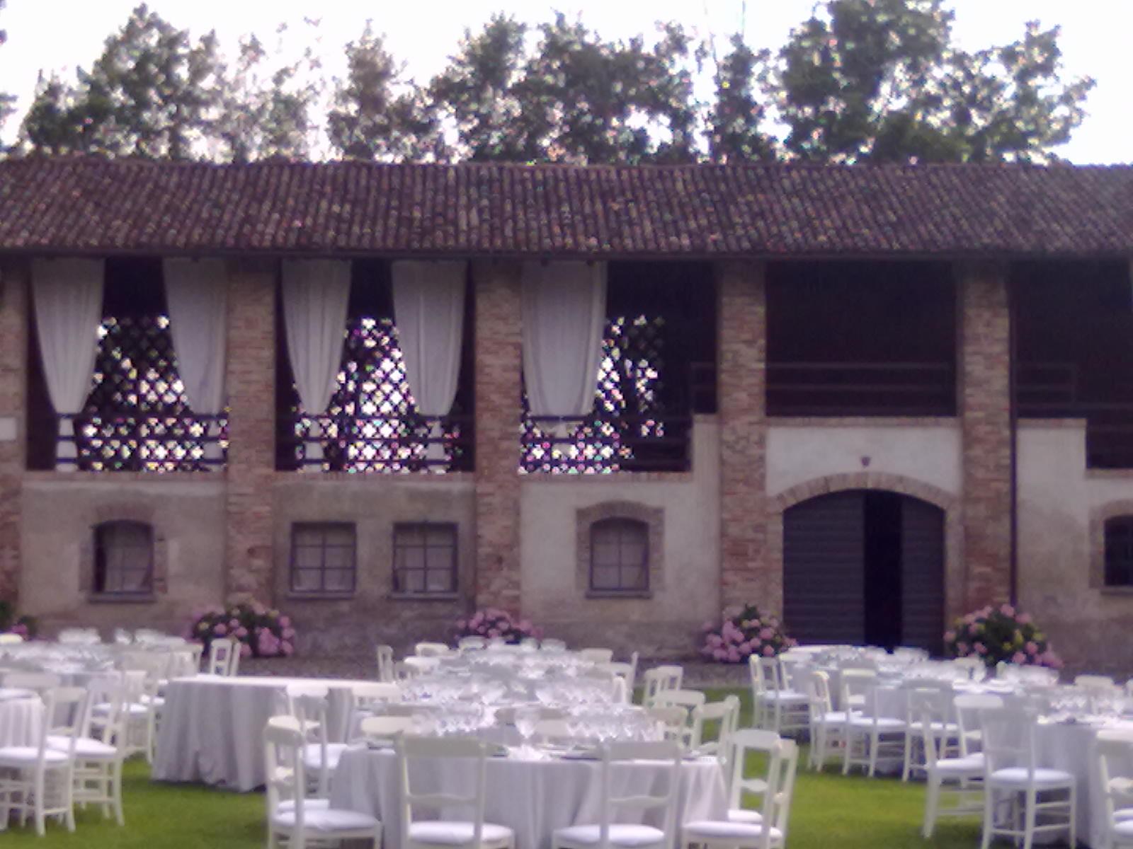 ba015aa8635b La cornice  la location - Le Mille e una nozze - Wedding planner Milano
