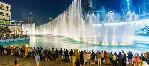 الاماكن السياحية في دبي للعوائل دولة الامارات