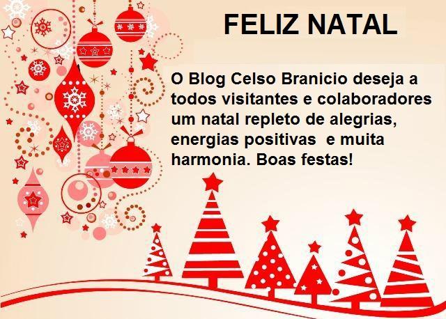 Mensagem de Natal do Blog Celso Branicio a seus visitantes e colaboradores - Imagem base do site http://leilanilovesbooks.com