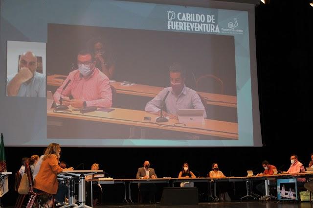 Fuerteventura.- Amplían  el plazo del gasto para llevar a buen término las obras del Centro Polivalente y Biblioteca Comarcal de Gran Tarajal