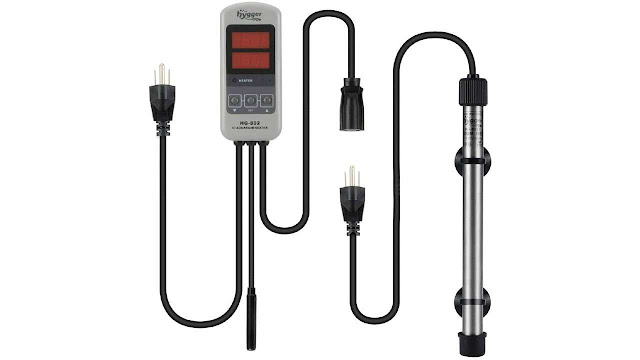 Hygger Pinpoint Accurate Titanium Heater