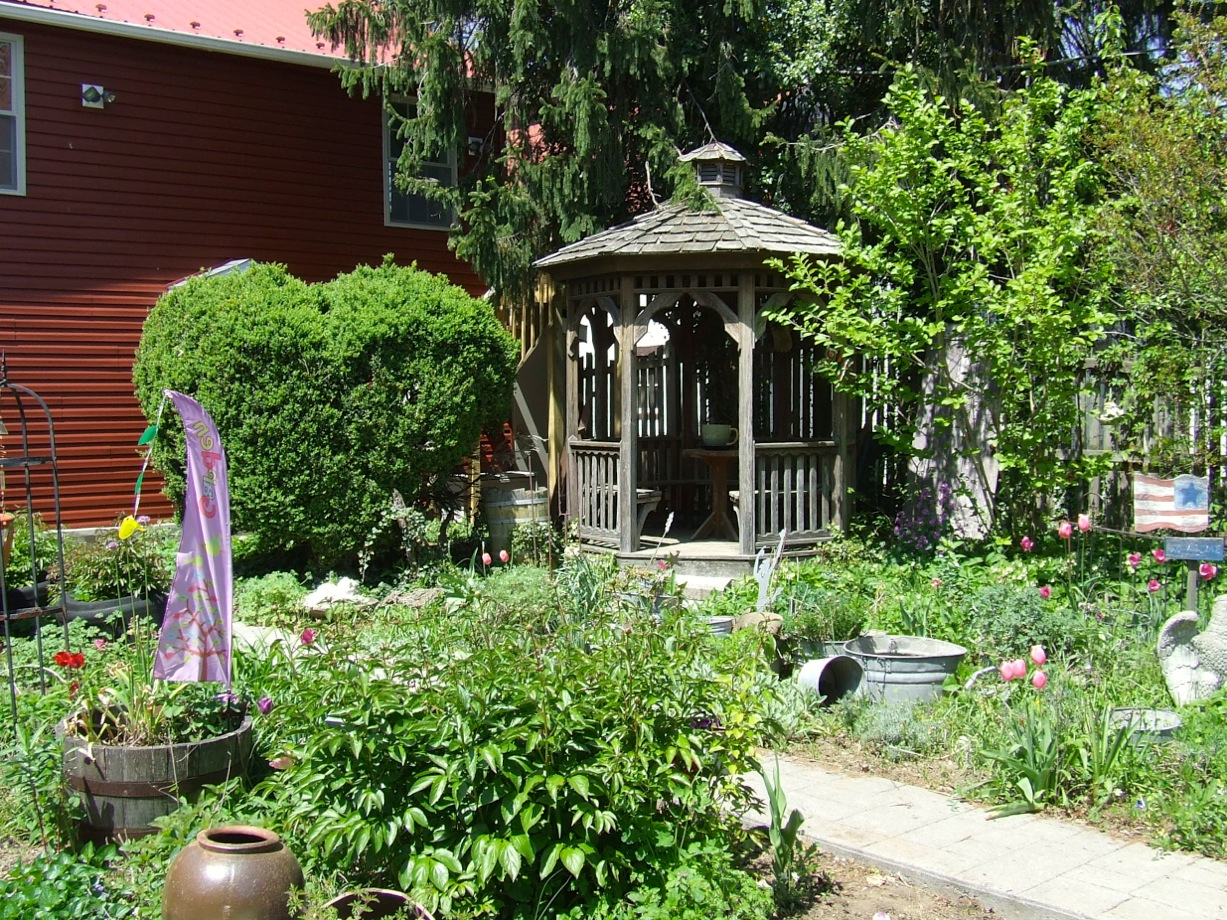 gardens are a wonderful sanctuary your garden would be just that for