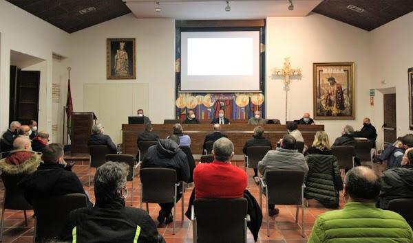 Las cofradías de Málaga organizarán actos en sus sedes que cumplan con las garantías sanitarias
