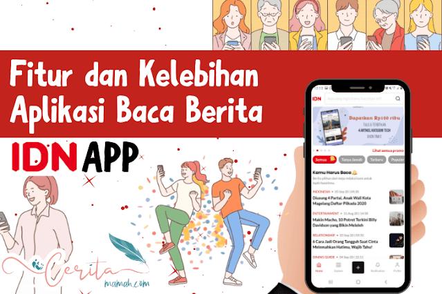 review idn app