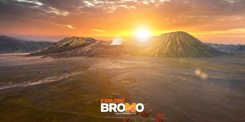 bukit kingkong atau kedaluh gunung pananjakan bromo