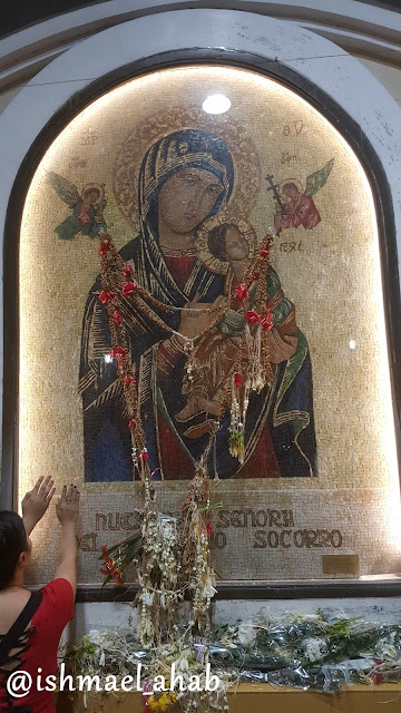 Our Mother of Perpetual Help in Baclaran Church in Pasay City
