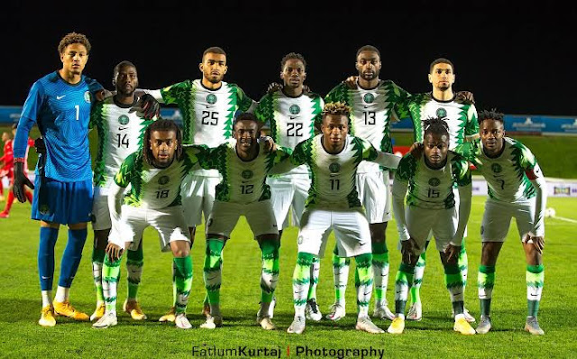 World Soccer Rankings: Super Eagles' FIFA 2020 calendar ends as the 35th best team in the world