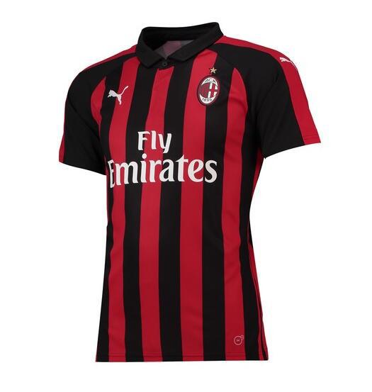 f68e20ad82e54 Camisetas de futbol AC Milan baratas 2019 - Tienda futbol AC Milan ...