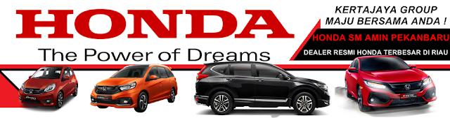 Paket Kredit Mobil Honda Pekanbaru-Riau Terbaru 2018