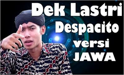 Lagu Despacito Versi Jawa By Alif Rizky Mp3 Dan Mp4