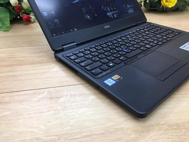 Dell E5550