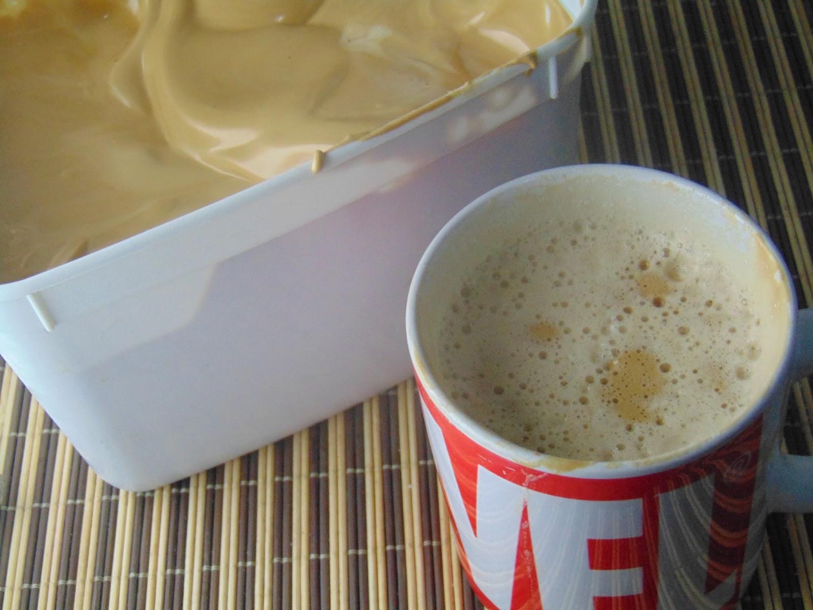 Receita café cremoso