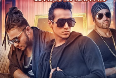 Ladki Ki Kaathi - Harshit Tomar, Raftaar Song Mp3 Full Lyrics HD Video