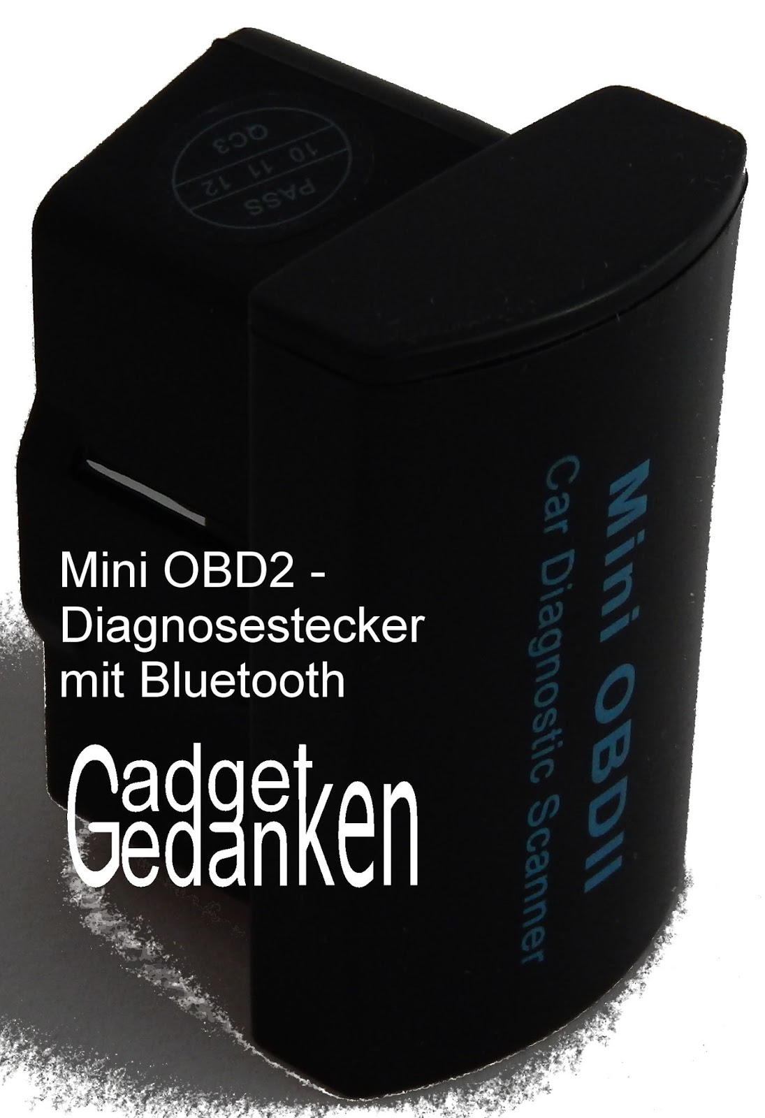 gadgetgedanken mini obd2 v2 1 diagnosestecker mit bluetooth. Black Bedroom Furniture Sets. Home Design Ideas