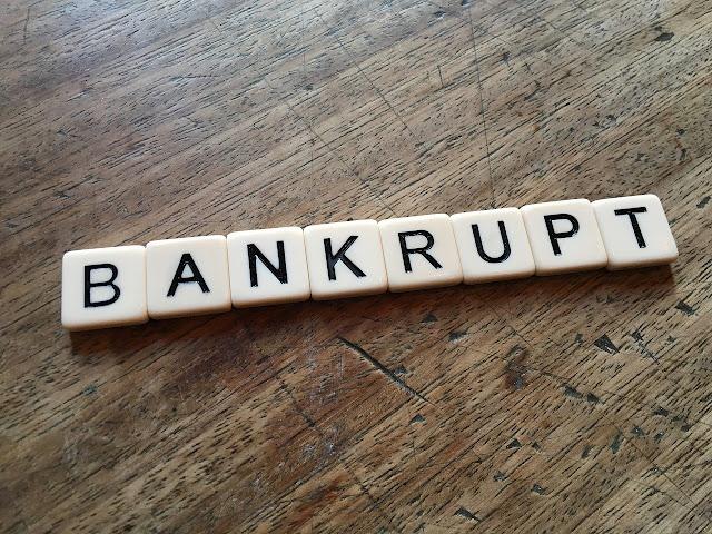 Job loss.Bankruptcy.finance.COVID-19