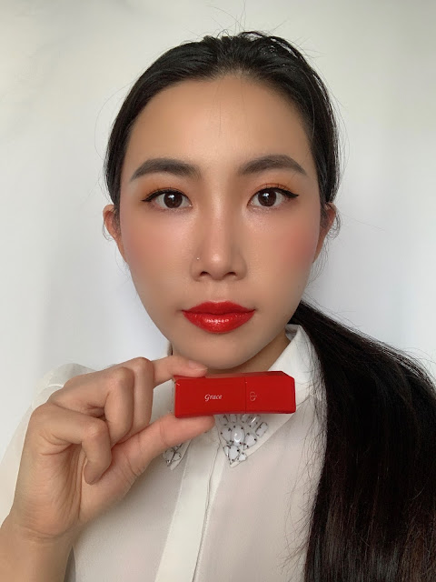 International Lipstick Day 29 July 2020 Cle De Peau Beauty 10th Anniversary Legend Red Lipstick Review Swatch Beauty Blogger Grace Myu