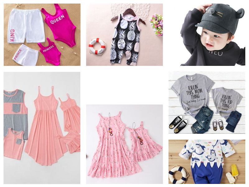 PatPat Baby kids outfits Up To 70% Off