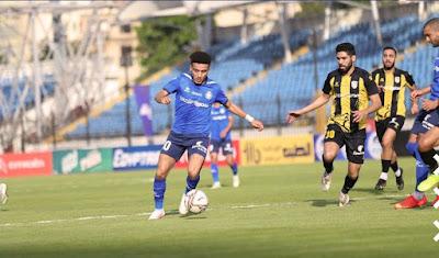 ملخص اهداف مباراة المقاولون العرب وسموحة (2-2) الدوري المصري