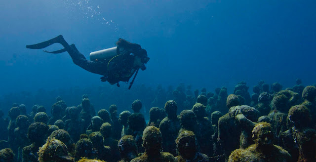 Monumentales Joyas del Mar