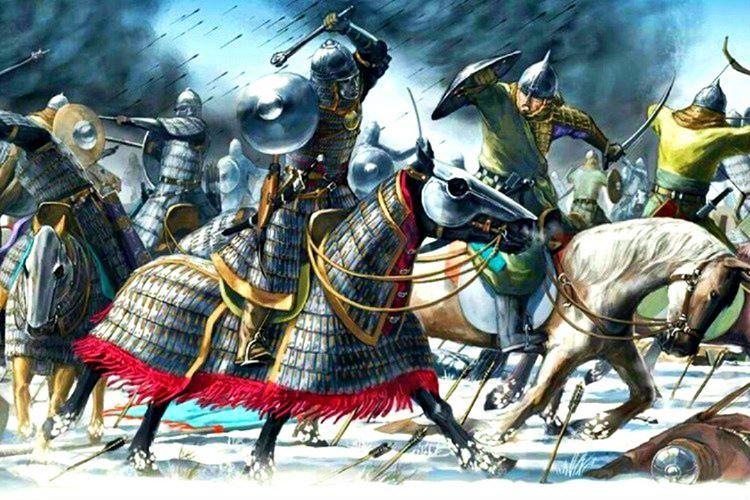 Moğolların ulular ulusu Hakan'ı Cengiz Han, Parvan'da Celaleddin Harzemşah'a yenilmişti.