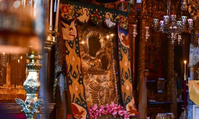 Αυτή είναι εικόνα της Παναγίας που εξαφανίστηκε για 170 χρόνια και βρέθηκε στο Άγιο Όρος