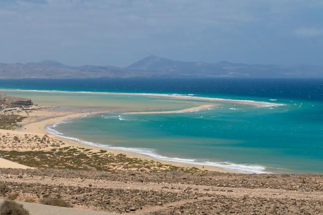 Spiaggia di Risco del Paso-Fuerteventura