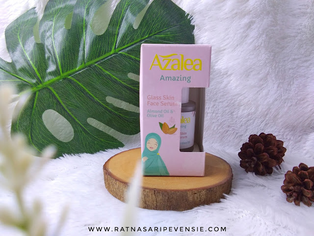 Review Azalea Amazing Glass Skin Face Serum