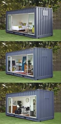 Casas en contenedores