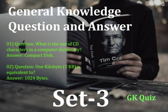 GK General Knowledge Question and Answer