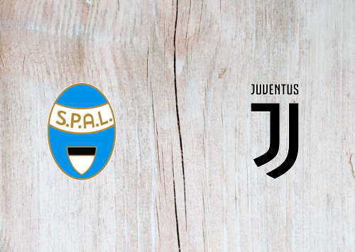 SPAL vs Juventus -Highlights 22 February 2020