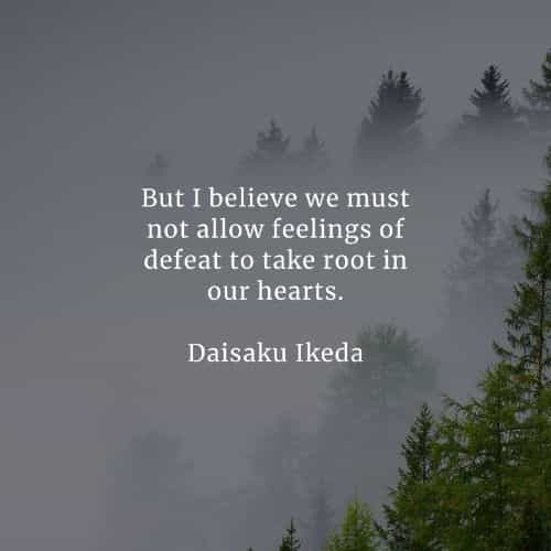 Defeat quotes that'll make you a much stronger person