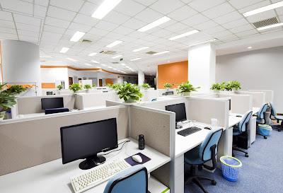 Tips Agar Ruang Kantor Indah Mesti Sempit