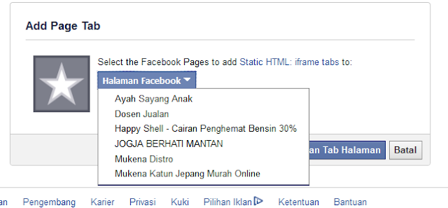 Cara Membuat Backlink di Facebook