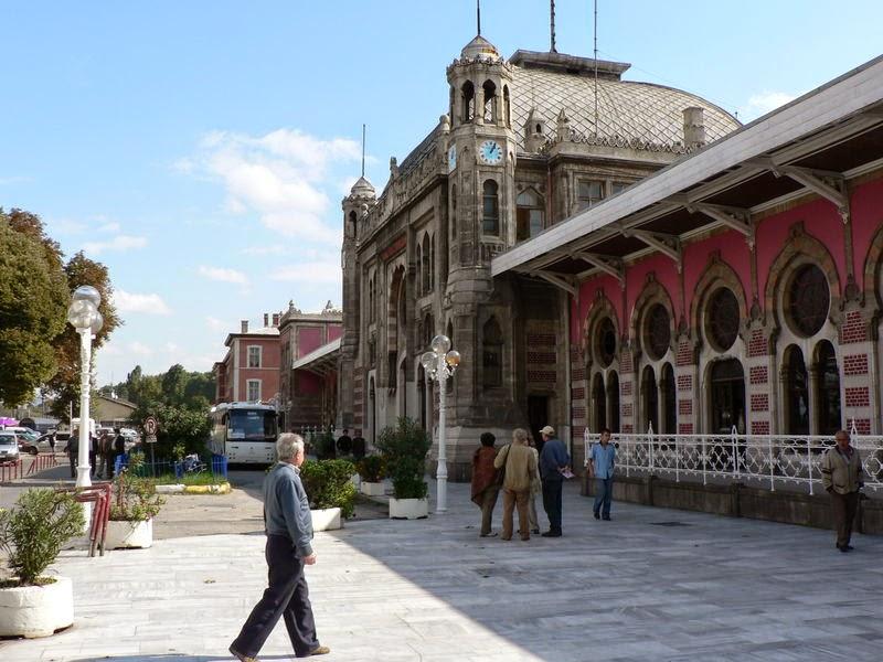Stasiun Sirkeci, Istanbul