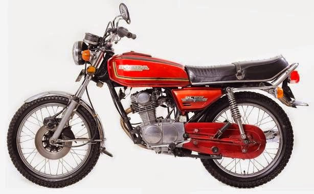 Spesifikasi Honda GL 125 Series – Penerus Honda CB Series