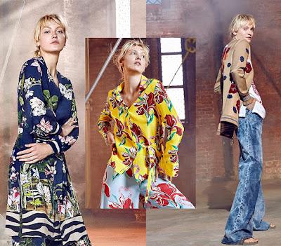 Moda primavera verano 2019. Estampas y colores de moda primavera verano 2019.