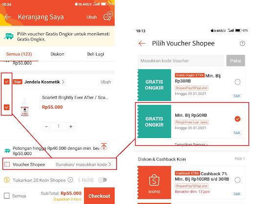Memahami Gratis Ongkir Shopee, Cara Mendapatkan Dan Mengklaimnya