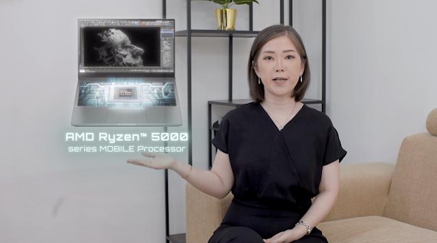 AMD Ryzen 5000 Series Virtual Launch