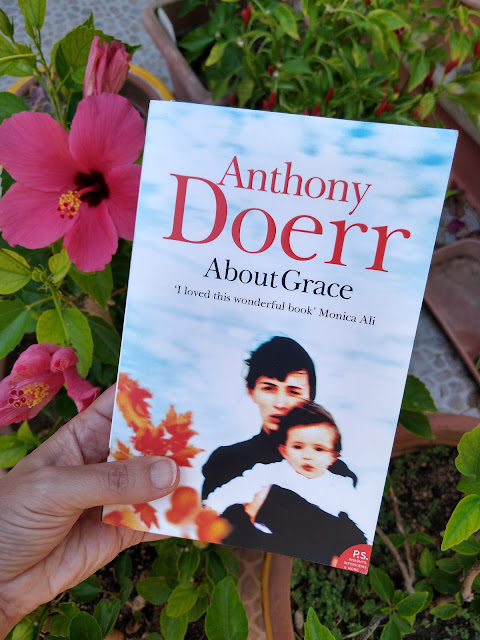 Sincerely Loree: About  Grace by Anthony Doerr