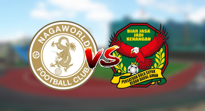 Live Streaming Nagaworld FC vs Kedah Friendly Match 9.1.2020