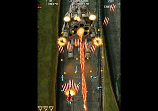 Raiden III (PS2) 2007