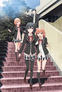 جميع حلقات الأنمي Yahari Ore no Seishun Love Comedy wa Machigatteiru. Zoku مترجم