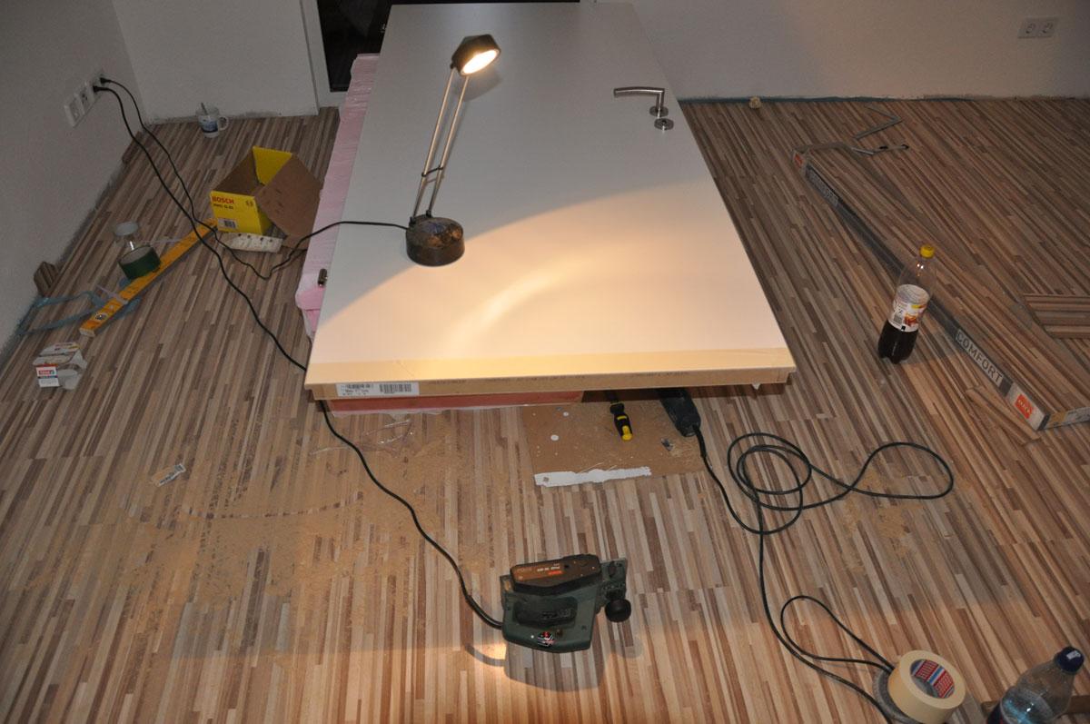 familie koller baut ein danwood haus point 127 september 2011. Black Bedroom Furniture Sets. Home Design Ideas
