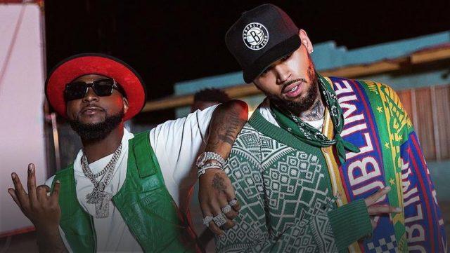 New AUDIO: Chris Brown ft Davido – Lower Body