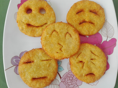 Resep Membuat Kentang Goreng Emoji Lucu
